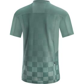 GORE WEAR C3 Chess Maillot zippé Homme, nordic blue
